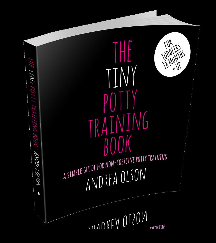 tiny potty training book