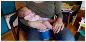 breastfeeding and elimination communication