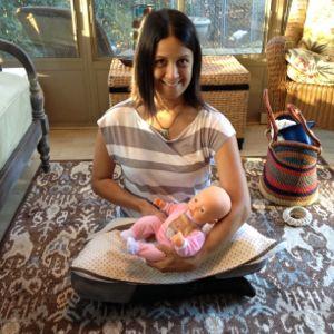 breastfeeding while practicing elimination communication