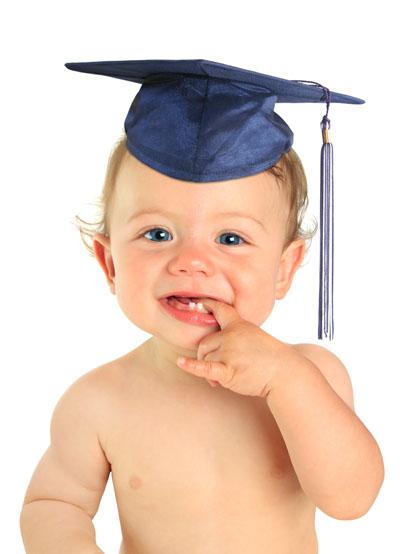 elimination communication graduation baby