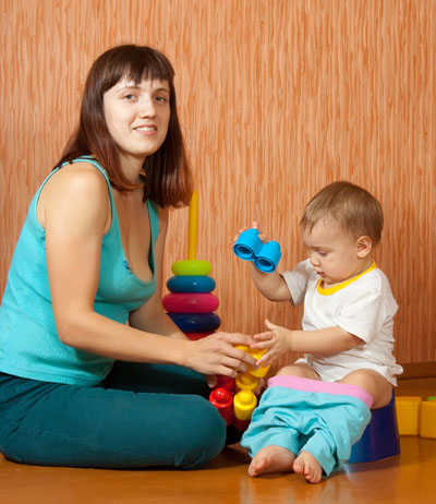 infant potty training age and expectations