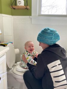 Encouragement success stories from moms who do ec with their babies
