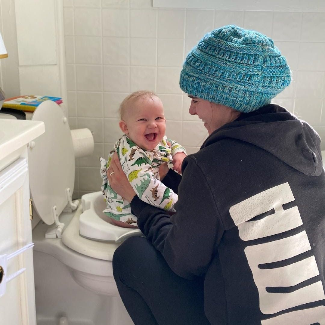 Encouragement success stories from moms who ec their babies