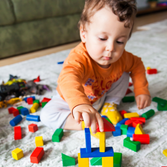 Encouraging Independent Play A special conversation with Avital from the Parenting Junkie