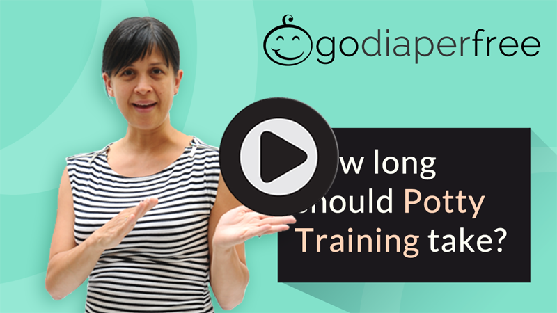How long should Potty Training take