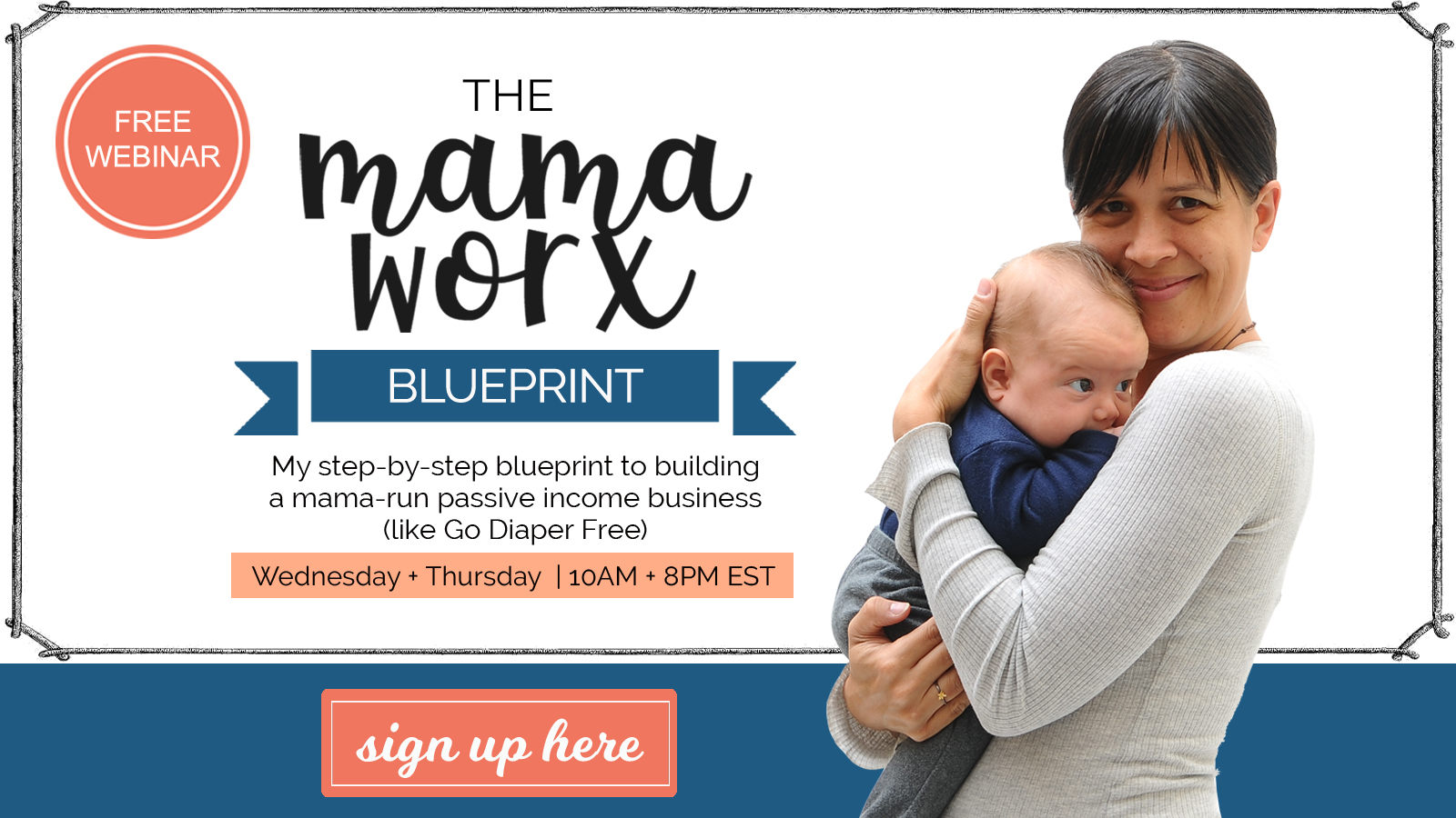 MamaWorx Blueprint 1