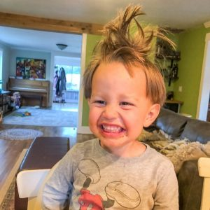 Normalization - How early potty independence makes for better toddler behavior, freeing up the brain to learn