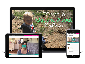 Eager or afraid to try EC on outings or travel? This'll get you going.
