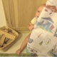 Privacy on the potty: How to know your baby needs privacy to use the toilet, and how to give it