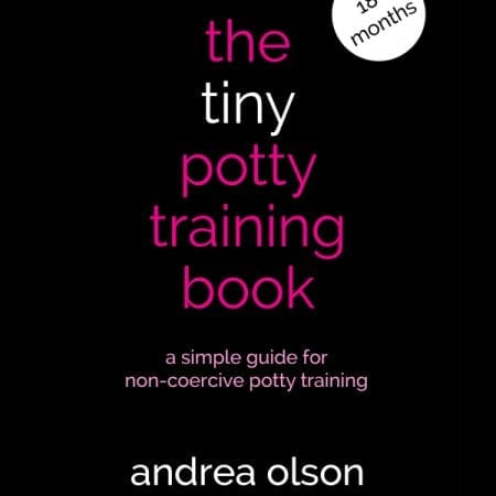 Tiny Potty Training Book Digital Package