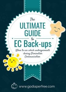 The Ultimate Guide to EC Backups - when to use which undergarments for elimination communication