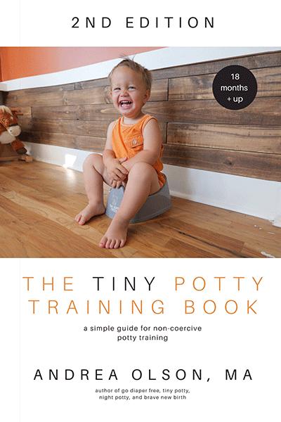 Tiny Potty Training Book edition 2 2021 flat web