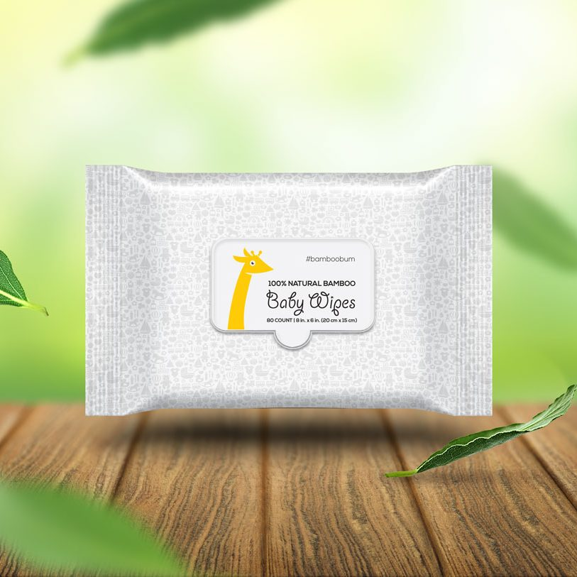 dyper compostable wet wipes