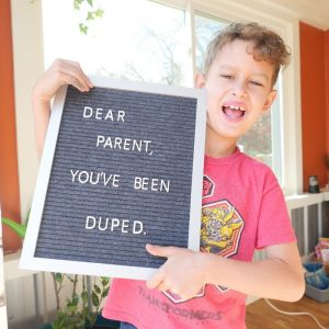 Duped: How disposable diapers have changed the way we parent