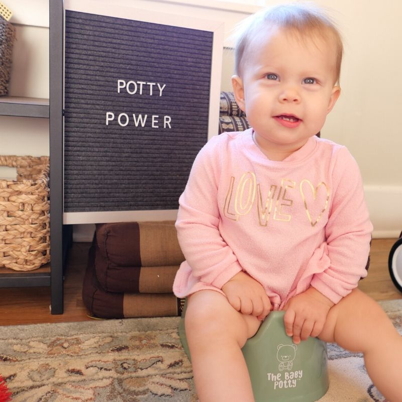 potty power