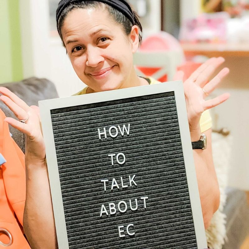 how to talk about ec