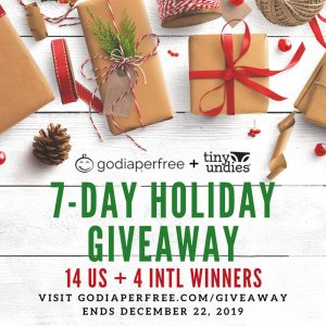 gdftu 7-day holiday giveaway 1