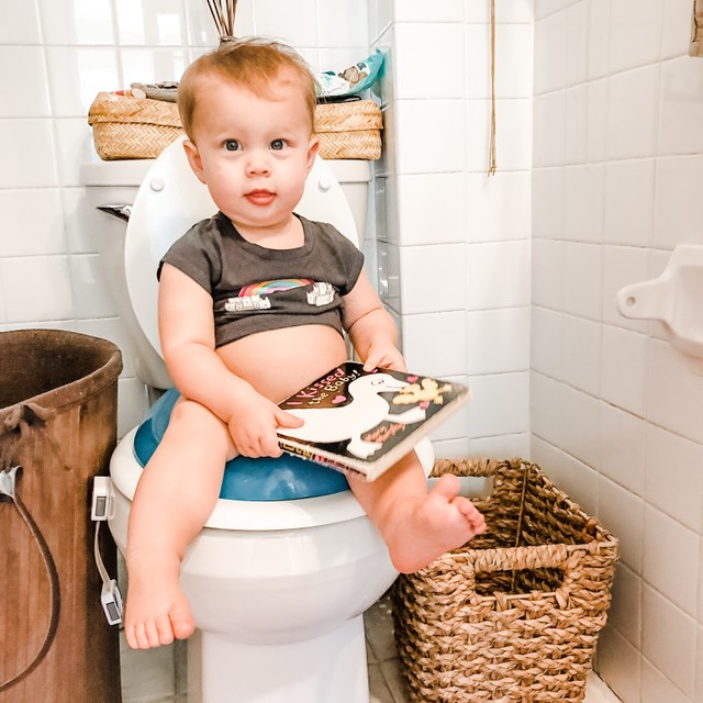 how do i start ec or toilet training with a young toddler 12-18 months old aka late start ec