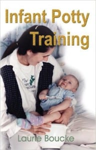 infant potty training book