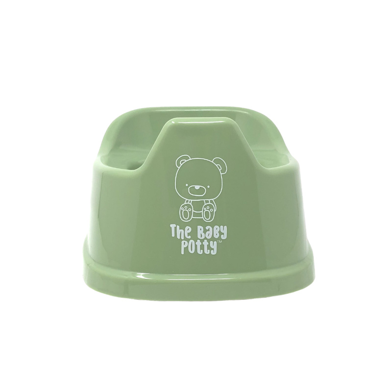 mini potty to use by baby or toddler at the beach