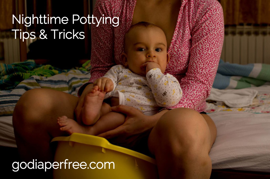 Night-time EC: Tips & tricks to help you and your baby sleep better ...