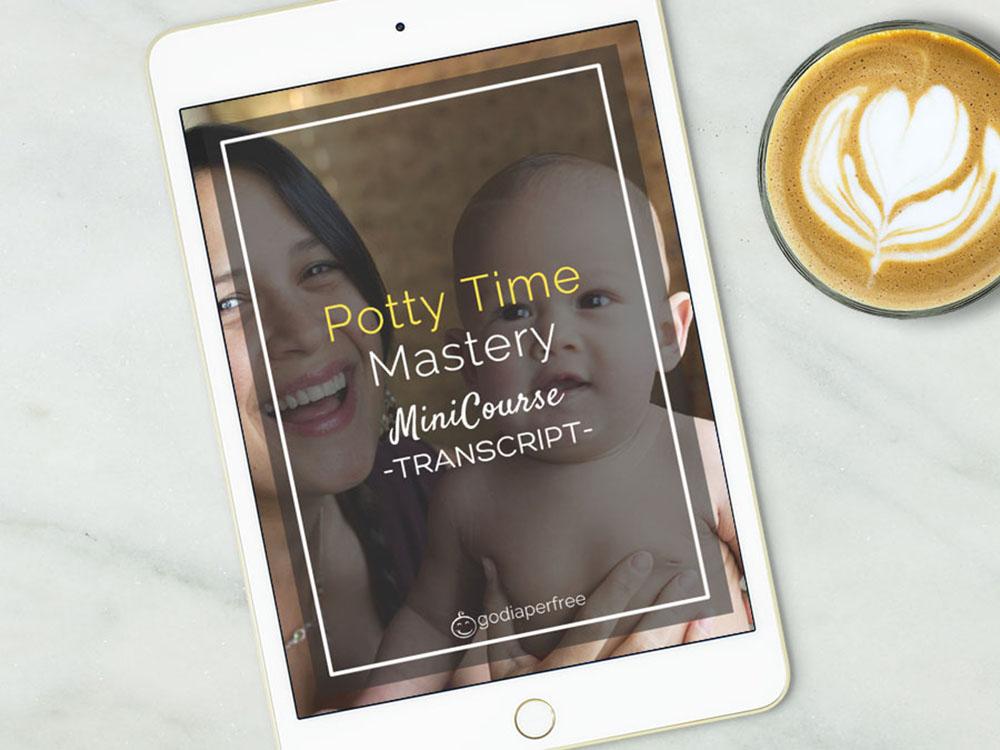 Potty Time Master MiniCourse
