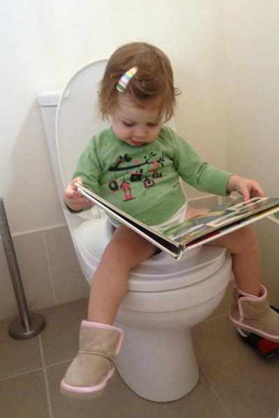 How Do You Toilet Train A Toddler