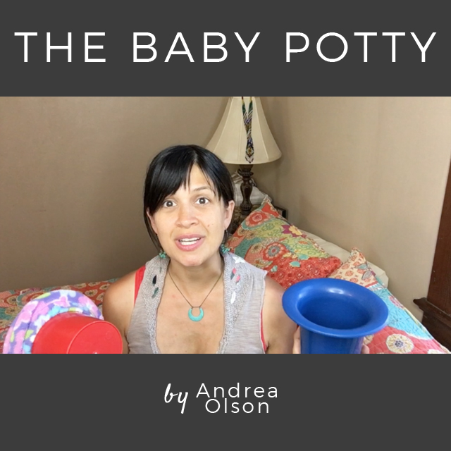 the baby potty indiegogo