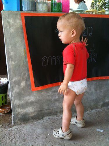 tiny baby underwear - Elimination Communication