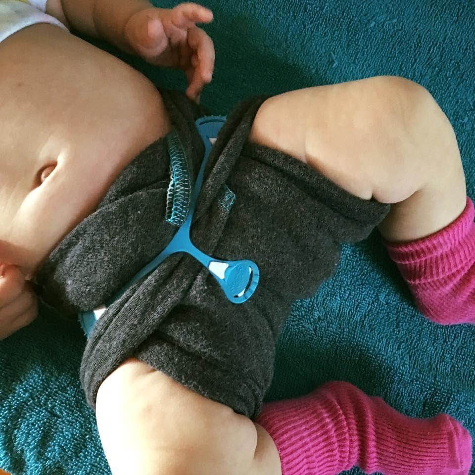 Observation Time flat diaper